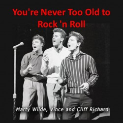 Public Speaker in Nottinghamshire Vince Eager presents his talk You're Never Too Old to Rock 'n Roll