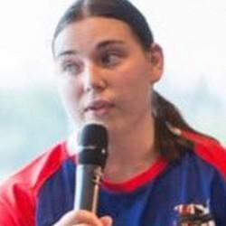 Public Speaker Freya Levy